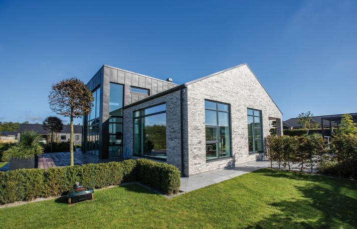 Århus 1 Nordic Cube ® Facade 1 Preben Jørgensen Huse