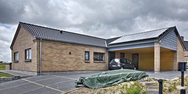 Them 1 Perspektiv Garage 1 Preben Jørgensen Huse