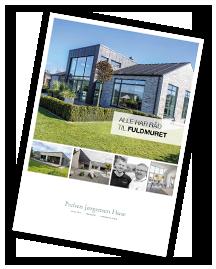 Brochure om Preben Jørgensen Huse